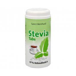 Allnature Stevia tablety 600 tbl. v praktickém dávkovači
