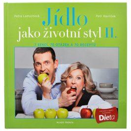 Knihy Jídlo jako životní styl II. (Ing. Petr Havlíček, Petra Lamschová)