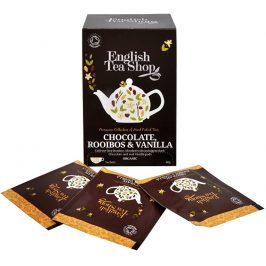 English Tea Shop Čaj Čokoláda, rooibos & vanilka 20 sáčků