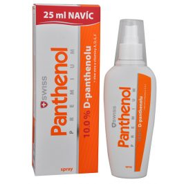 Simply You Panthenol 10% Swiss PREMIUM - spray 150 ml + 25 ml ZDARMA
