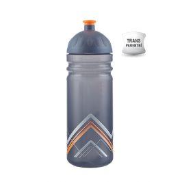 R&B Zdravá lahev 1 l BIKE Hory oranžová
