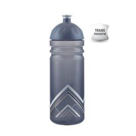 R&B Zdravá lahev 1 l BIKE Hory šedá