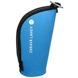 Zdravá lahev termoobal 500 ml Modrý