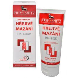 Simply You Priessnitz Hřejivé mazání De Luxe 200 ml