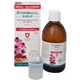 Simply You StopBacil sirup Dr. Weiss 200 ml + 100 ml ZDARMA