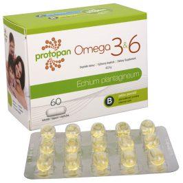 Herbo Medica Protopan® Omega 3&6 60 tob.