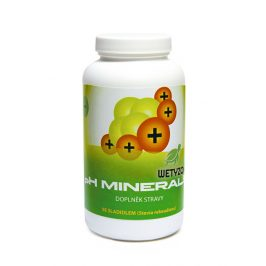 Natura Way pH Minerals 320g
