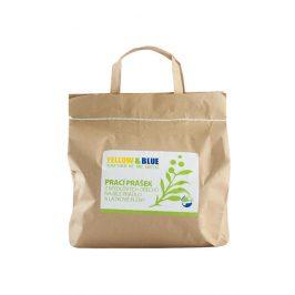Yellow & Blue Prací prášek z mýdlových ořechů na bílé prádlo a pleny s dezinfekčním účinkem 5 kg