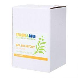 Yellow & Blue Gel do myčky na nádobí z mýdlových ořechů 5 l