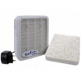 Salin Salin Plus solný přístroj pro čištění vzduchu včetně náhradního bloku Salin Plus