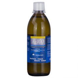 Natural Pharm Koloidní stříbro Ag100 10ppm 500 ml
