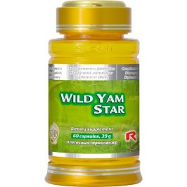 Starlife WILD YAM STAR 60 kapslí