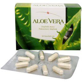 Herb Pharma Aloe Vera 30 kapslí