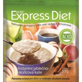 Good Nature Express Diet - instantní kaše Jablko-skořice