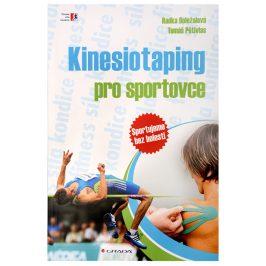 Knihy Kinesiotaping pro sportovce (Mgr. Tomáš Pětivlas, Ph. D., Mgr. Radka Doležalová)