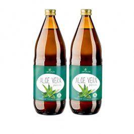Allnature Aloe vera Premium 1000 ml + 1000 ml ZDARMA