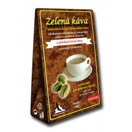 Phoenix Monopol Zelená káva 100 g Černá káva