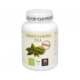 Natural Medicaments Green Coffee Tea 90 kapslí