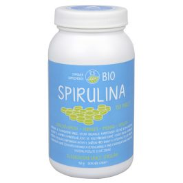 Empower Supplements ES BIO Spirulina 750 tbl.