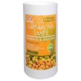 Iswari BIO Snídaňová směs Mango-Baobab 800 g