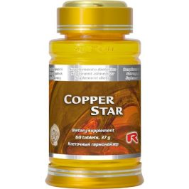 Starlife COPPER STAR 60 tbl.