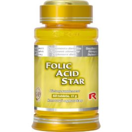 STARLIFE FOLIC ACID STAR 60 tbl.
