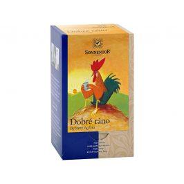 Sonnentor Bio Dobré ráno - bylinný čaj porc. 27g (18sáčků)