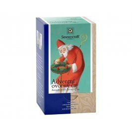 Sonnentor Bio Adventní ovocný čaj 50,4g dvoukomorový