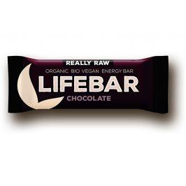 Lifefood Bio tyčinka Lifebar čokoládová 47g