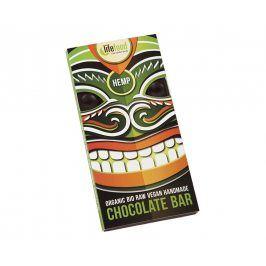 Lifefood Bio Lifefood Chocolate s konopným semínkem 70g