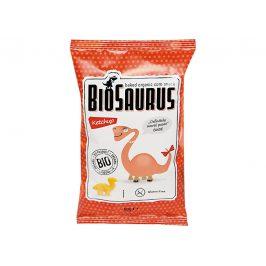 Biosaurus Bio Biosaurus křupky s kečupem 50g