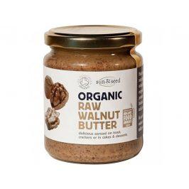 Sun and Seed Bio Pasta z vlašských ořechů raw 250 g