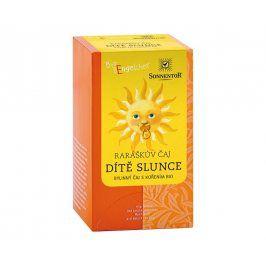 Sonnentor Bio Raráškův čaj - Dítě slunce - porc. bylinný čaj s kořením 30g (20sáčků)