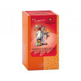 Sonnentor Bio Raráškův čaj - Klauni s červenými nosy - porc. dárkový 40g (20sáčků)
