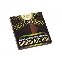 Lifefood Bio čokoláda z nepraženého kakaa 80% kakao raw 35g