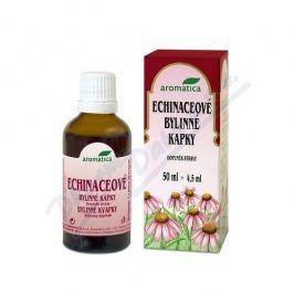 AROMATICA CZ S.R.O. AROMATICA Echinaceové bylinné kapky od 3 let 50ml