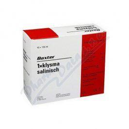 BAXTER HEALTHCARE S.A., ZURICH Klysma salinické 10x135 ml