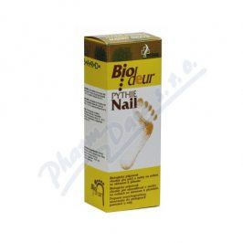BIO AGENS RESEARCH AND DEVELOPMENT - BARD Chytrá houba Pythie Biodeur Nail 3x3 g