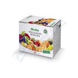 BIOTTA AG Biotta Wellness týden bio-kúra na 7 dní