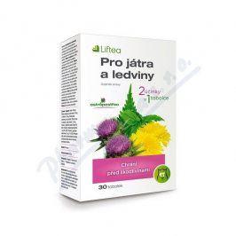BRISTOL-MYERS SQUIBB PRODUCTS, SPOL.S.R.O. LIFTEA pro játra a ledviny tob.30