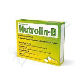 CIPLA LTD, BOMBAY CENTRAL, BOMBAY Nutrolin-B kapsle želat.tob.20