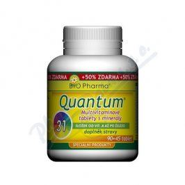 CONTRACT PHARMACAL CORPORATION Quantum tbl.90+45 Bio-Pharma