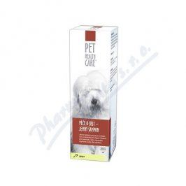 FARMACIA CARE s.r.o. PET HEALTH CARE Péče o srst - jemný šampon 200ml