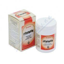 HERMEOPA S.R.O. Ferimun tob.60 s obsahem přírodního železa