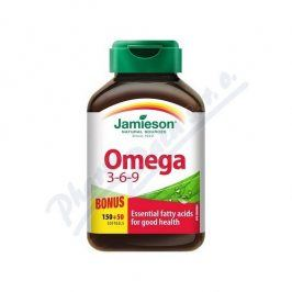 Jamison Omega 3-6-9 1200 mg 200 cps.