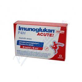 PLEURAN S.R.O. BRATISLAVA Imunoglukan P4H ACUTE! 5 kapslí