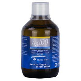 Pharma Activ Koloidní stříbro Ag100 (40ppm) 300 ml