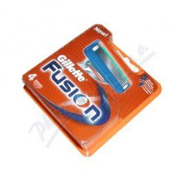 UNILEVER Gillette FUSION náhradní hlavice 4ks