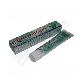 VŘÍDLO KARLOVY VARY Carlotherm Plus zubní pasta nepěnivá 100g
