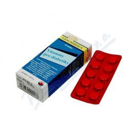 WÖRWAG PHARMA GMBH & CO. KG, BÖBLINGEN Vitamíny pro diabetiky tbl.30